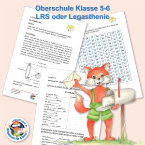 Beispiel aus der Rätselpost für 5. und 6. Klasse